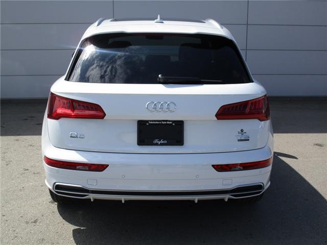 2018 Audi Q5 2.0T Progressiv (Stk: 180704) in Regina - Image 4 of 35