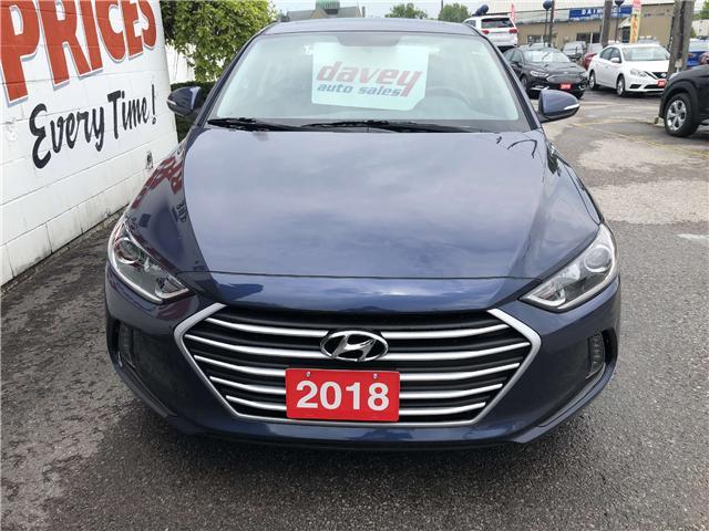 2018 Hyundai Elantra GL SE (Stk: 19-329) in Oshawa - Image 2 of 16