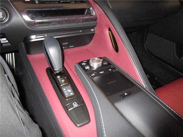2018 Lexus LC 500 Base (Stk: 1991171) in Regina - Image 12 of 20