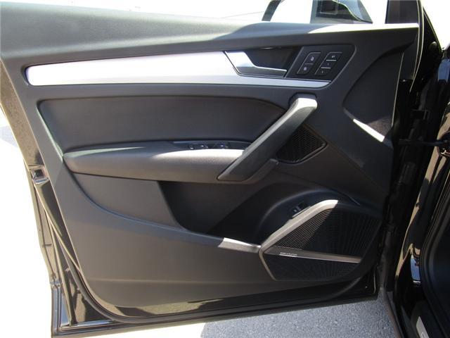 2018 Audi Q5 2.0T Technik (Stk: 1902811) in Regina - Image 18 of 40
