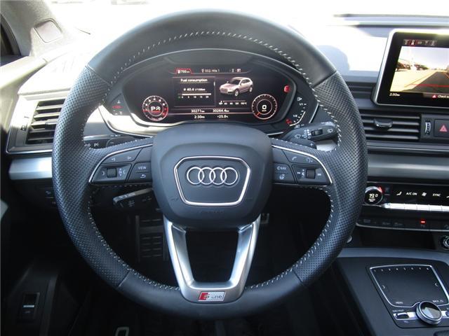 2018 Audi Q5 2.0T Technik (Stk: 1902811) in Regina - Image 23 of 40