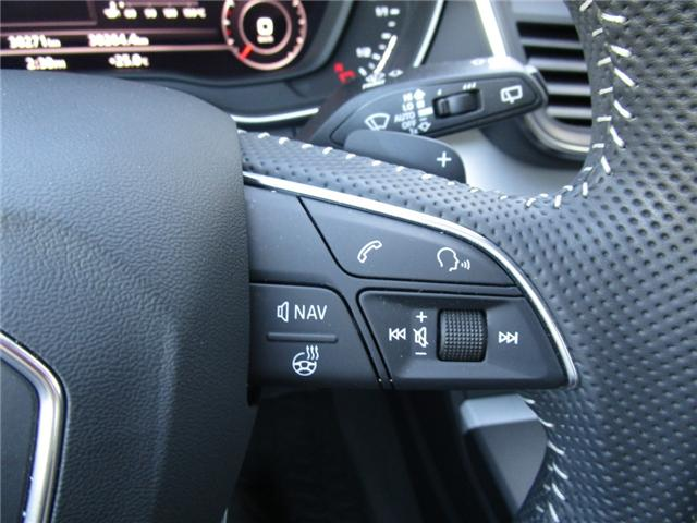 2018 Audi Q5 2.0T Technik (Stk: 1902811) in Regina - Image 25 of 40