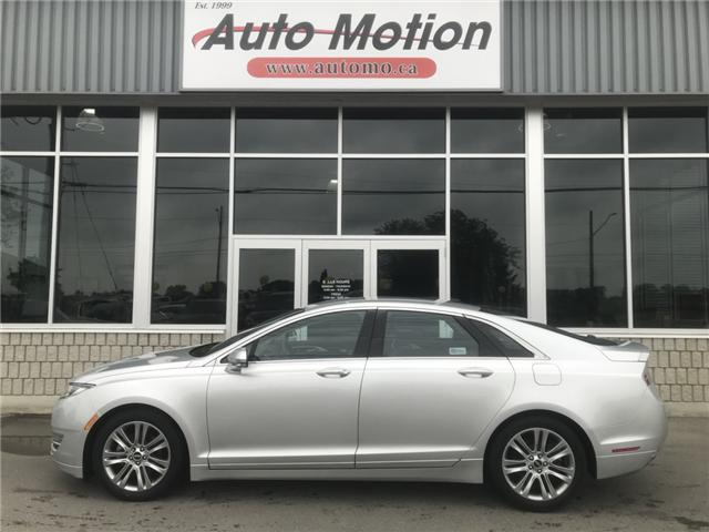 2013 Lincoln MKZ Base (Stk: 19630) in Chatham - Image 3 of 20