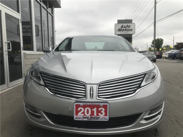 2013 Lincoln MKZ Base (Stk: 19630) in Chatham - Image 4 of 20