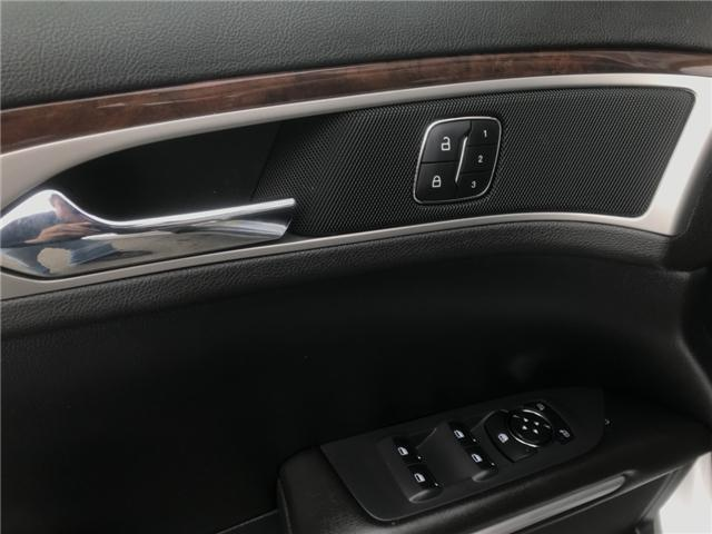 2013 Lincoln MKZ Base (Stk: 19630) in Chatham - Image 11 of 20