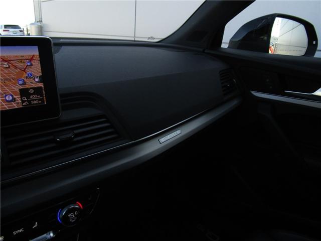 2018 Audi Q5 2.0T Technik (Stk: 1902811) in Regina - Image 36 of 40