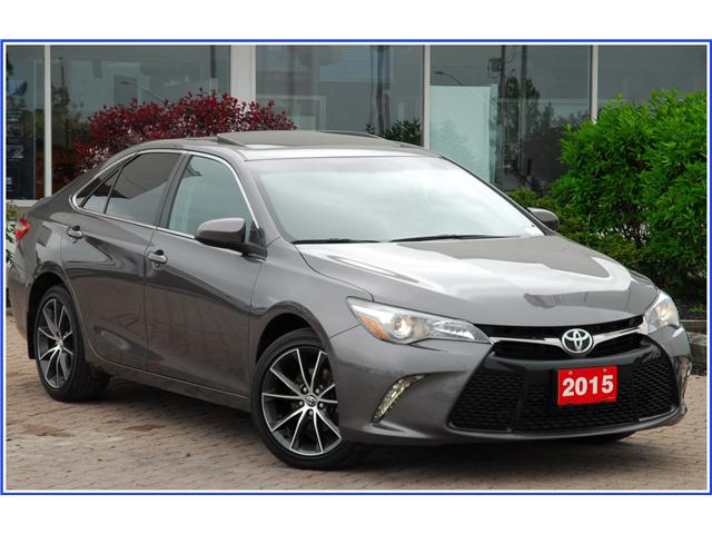 2015 Toyota Camry XSE (Stk: 9D1450A) in Kitchener - Image 2 of 18