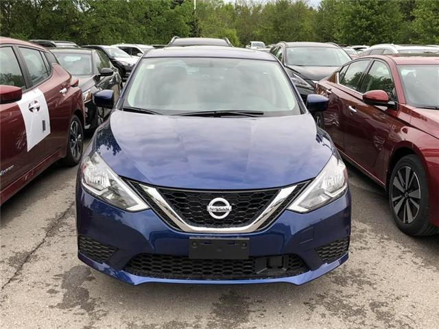 2019 Nissan Sentra 1.8 SV (Stk: RY191049) in Richmond Hill - Image 1 of 5