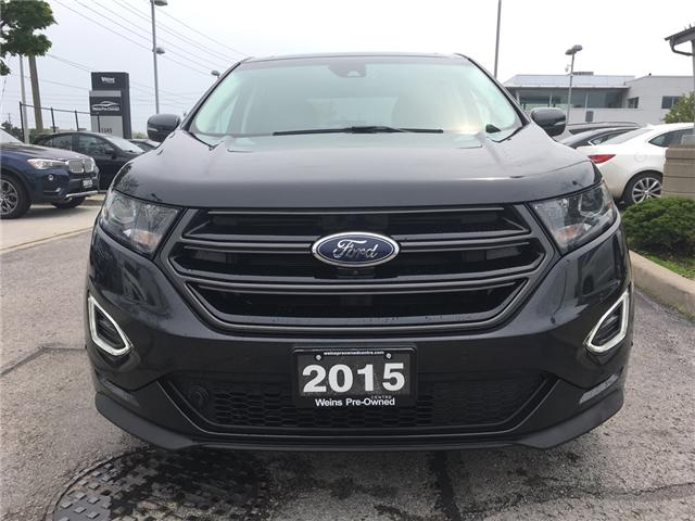 2015 Ford Edge Sport (Stk: 1696W) in Oakville - Image 2 of 32