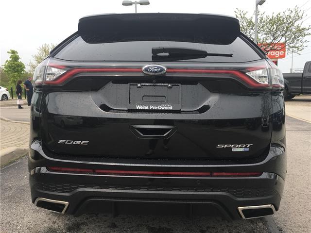 2015 Ford Edge Sport (Stk: 1696W) in Oakville - Image 6 of 32