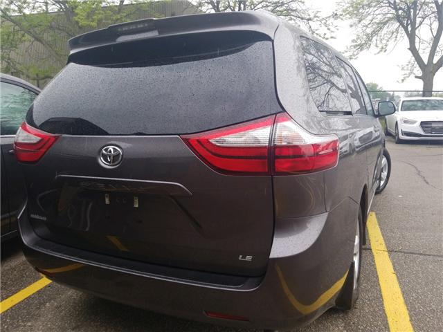 2018 Toyota Sienna LE 8-Passenger (Stk: OP10277) in Mississauga - Image 5 of 17