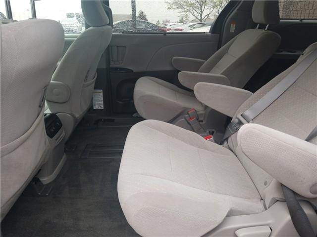 2018 Toyota Sienna LE 8-Passenger (Stk: OP10277) in Mississauga - Image 8 of 17
