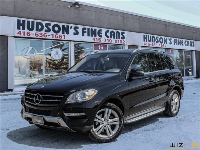 2012 Mercedes-Benz M-Class  (Stk: 85996) in Toronto - Image 1 of 30