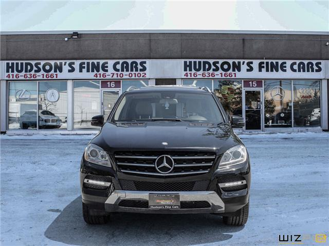 2012 Mercedes-Benz M-Class  (Stk: 85996) in Toronto - Image 2 of 30