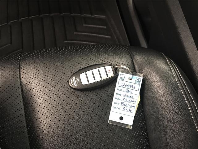 2016 Nissan Murano  (Stk: 205998) in Lethbridge - Image 28 of 28