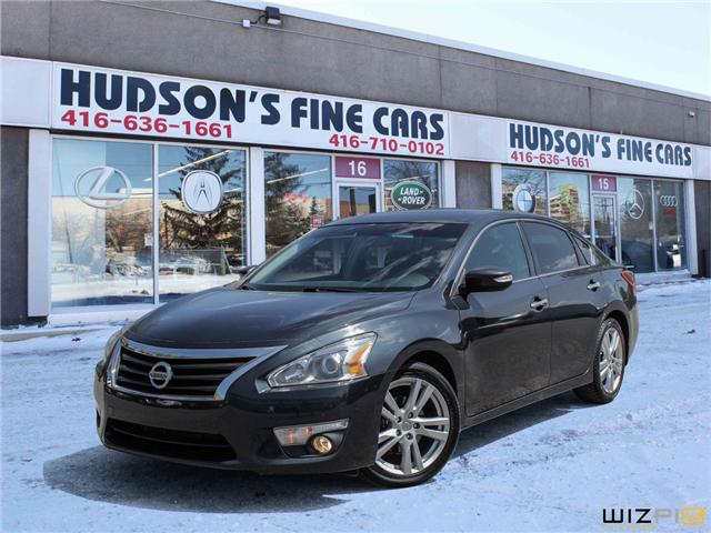 2013 Nissan Altima 3.5 SL (Stk: 18037) in Toronto - Image 1 of 28