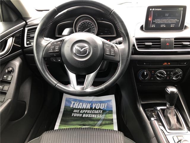 2014 Mazda Mazda3 Sport GS-SKY (Stk: -) in Kemptville - Image 12 of 28