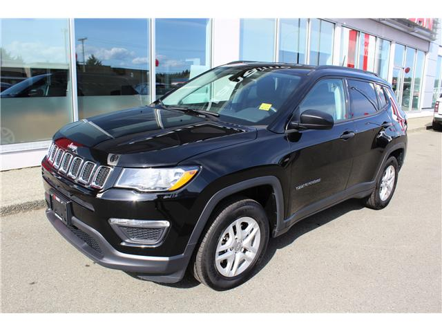 2017 Jeep Compass Sport (Stk: 9R1030A) in Nanaimo - Image 1 of 9