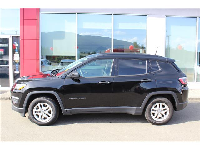 2017 Jeep Compass Sport (Stk: 9R1030A) in Nanaimo - Image 2 of 9
