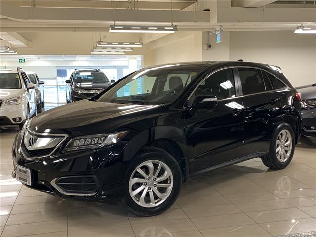 2017 Acura RDX Tech (Stk: D12364A) in Toronto - Image 1 of 29
