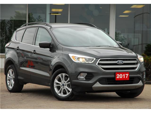 2017 Ford Escape SE (Stk: 9E5230A) in Kitchener - Image 1 of 18