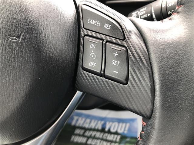2014 Mazda Mazda3 Sport GS-SKY (Stk: -) in Kemptville - Image 16 of 28