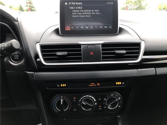 2014 Mazda Mazda3 Sport GS-SKY (Stk: -) in Kemptville - Image 17 of 28