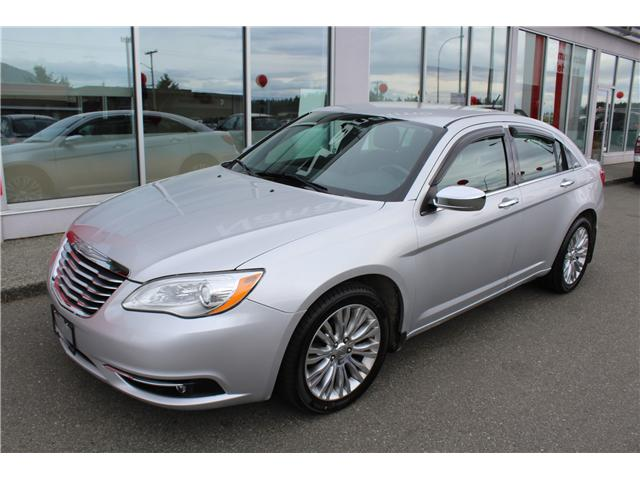 2012 Chrysler 200 Limited (Stk: P0169) in Nanaimo - Image 1 of 9