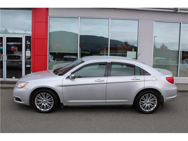 2012 Chrysler 200 Limited (Stk: P0169) in Nanaimo - Image 2 of 9