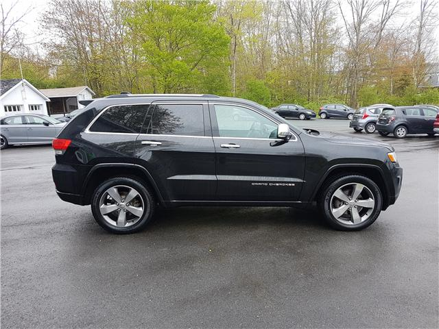 2015 Jeep Grand Cherokee Overland (Stk: 00123) in Middle Sackville - Image 6 of 28