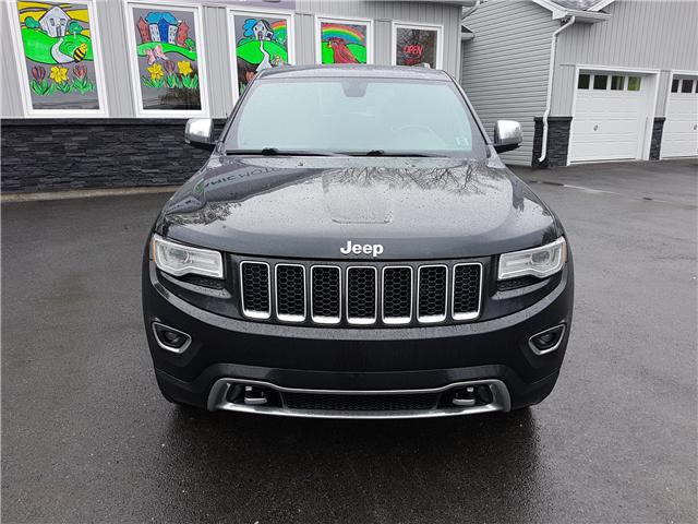 2015 Jeep Grand Cherokee Overland (Stk: 00123) in Middle Sackville - Image 8 of 28