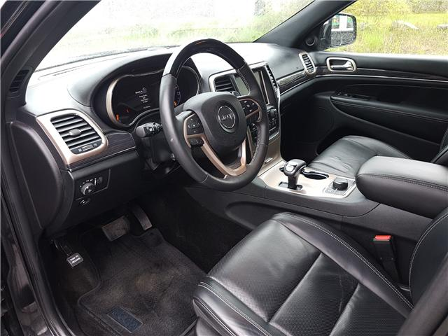 2015 Jeep Grand Cherokee Overland (Stk: 00123) in Middle Sackville - Image 9 of 28