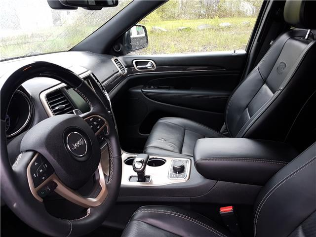 2015 Jeep Grand Cherokee Overland (Stk: 00123) in Middle Sackville - Image 10 of 28