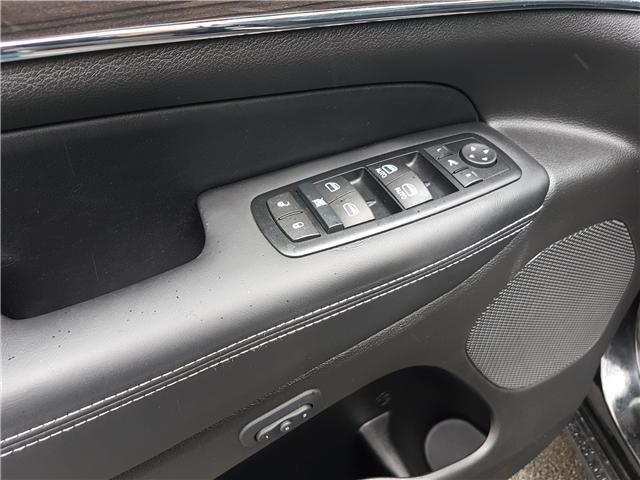2015 Jeep Grand Cherokee Overland (Stk: 00123) in Middle Sackville - Image 12 of 28