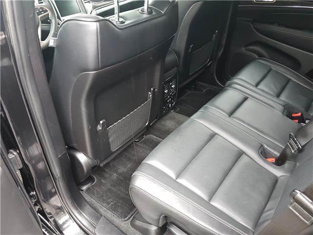 2015 Jeep Grand Cherokee Overland (Stk: 00123) in Middle Sackville - Image 14 of 28