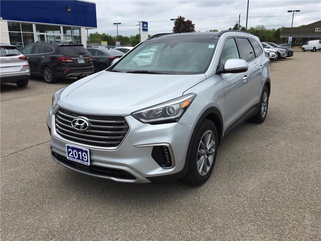 2019 Hyundai Santa Fe XL Luxury (Stk: 9539) in Smiths Falls - Image 1 of 11