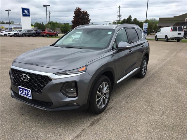 2019 Hyundai Santa Fe Preferred 2.4 (Stk: 9475) in Smiths Falls - Image 1 of 11