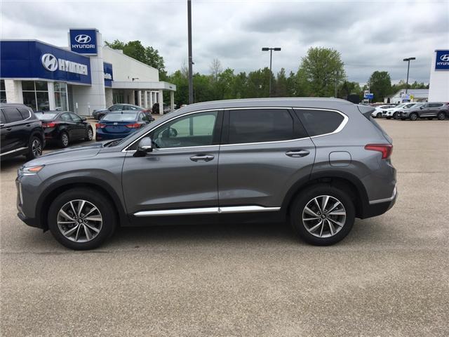 2019 Hyundai Santa Fe Preferred 2.4 (Stk: 9475) in Smiths Falls - Image 2 of 11
