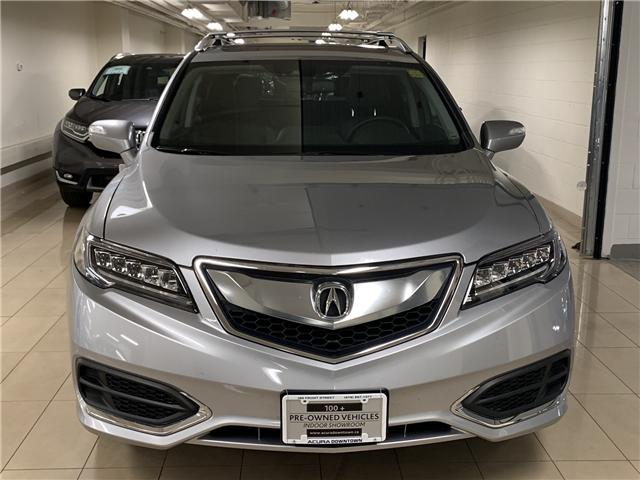 2017 Acura RDX Tech (Stk: D12632A) in Toronto - Image 8 of 30