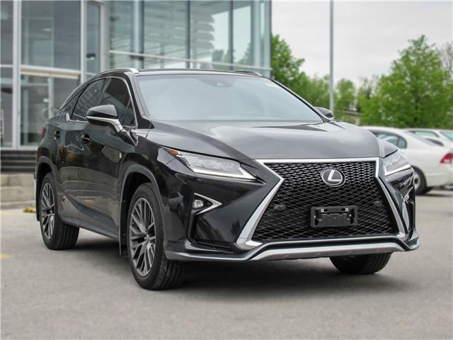 2017 Lexus RX 350 Base (Stk: 12157G) in Richmond Hill - Image 3 of 16