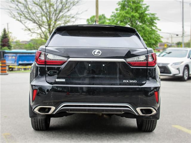 2017 Lexus RX 350 Base (Stk: 12157G) in Richmond Hill - Image 5 of 16