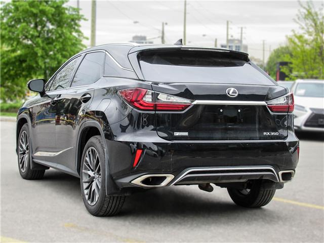 2017 Lexus RX 350 Base (Stk: 12157G) in Richmond Hill - Image 6 of 16