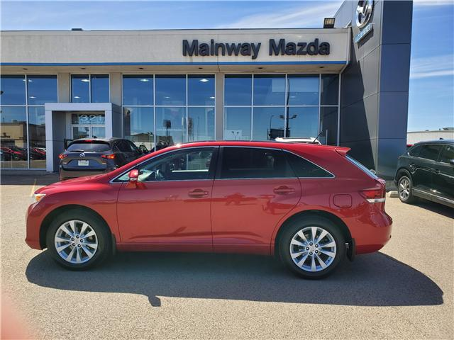 2013 Toyota Venza Base (Stk: N1543A) in Saskatoon - Image 1 of 25