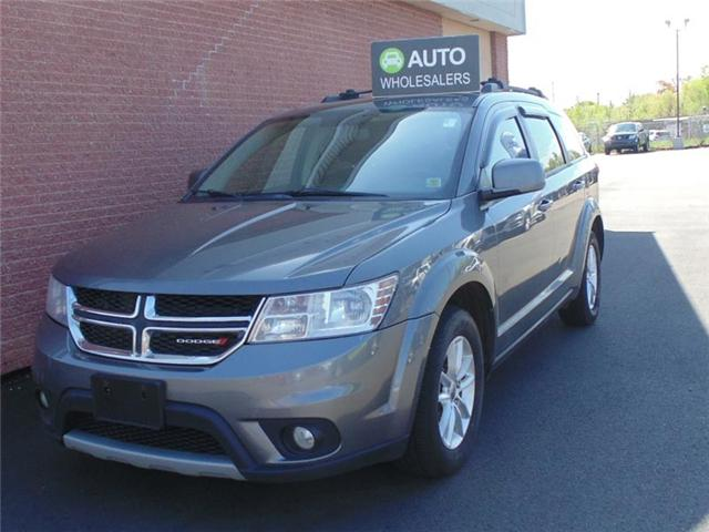 2013 Dodge Journey SXT/Crew (Stk: N338TB) in Charlottetown - Image 1 of 7
