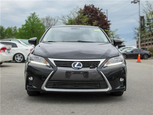 2014 Lexus CT 200h Base (Stk: 12161G) in Richmond Hill - Image 2 of 19