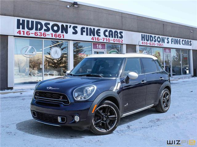 2015 MINI Countryman Cooper S (Stk: 19367) in Toronto - Image 1 of 28