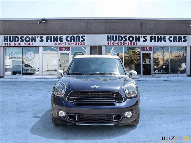 2015 MINI Countryman Cooper S (Stk: 19367) in Toronto - Image 2 of 28