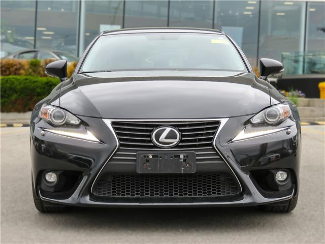 2015 Lexus IS 250 Base (Stk: 12181G) in Richmond Hill - Image 2 of 18