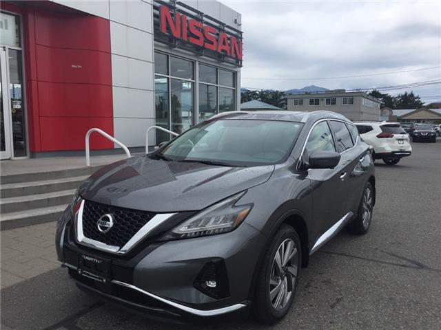2019 Nissan Murano SL (Stk: N96-0324) in Chilliwack - Image 1 of 19