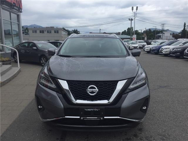 2019 Nissan Murano SL (Stk: N96-0324) in Chilliwack - Image 2 of 19